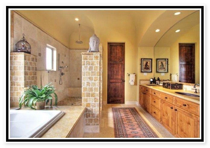 Master Bath Remodel No Tub walk in shower no door carldrogo com
