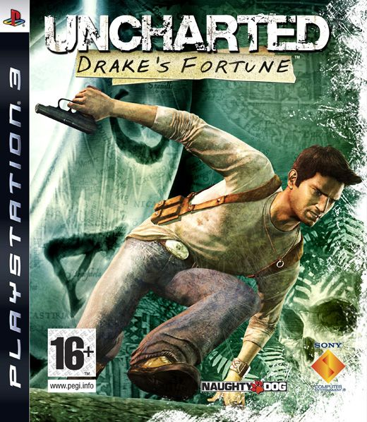 Uncharted. Drake's Fortune. Sometimes when I play a game I want to apologize to the character for killing him so much. This is one of those games. I'm sorry Nathan lol