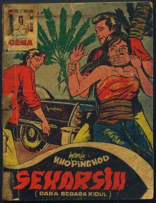 """""""Sekarsih"""" by Kho Ping Hoo,1966"""