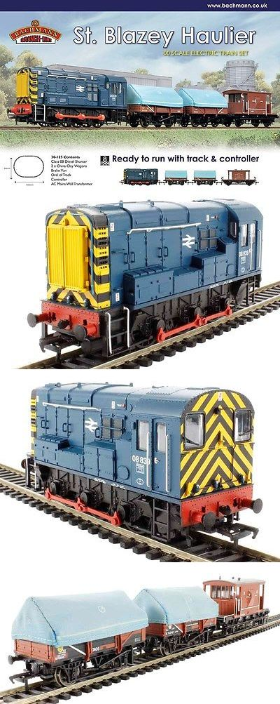 Locomotives 122604: Bachmann St Blazey Haulier Oo Gauge Trainset Bnib -> BUY IT NOW ONLY: $385 on eBay!