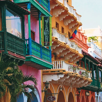 Cartagena Beaches and Rosario Islands, Colombia