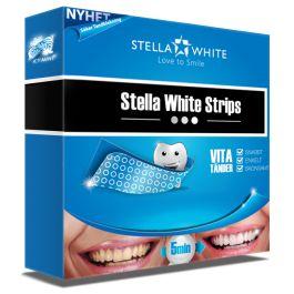 Stella White Strips - Blek tänderna med Stella White Strips och få ett naturligt och bländande vackert leende.