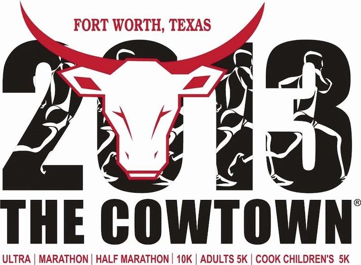 Cowtown Marathon, Half Marathon, Ft. Worth Texas