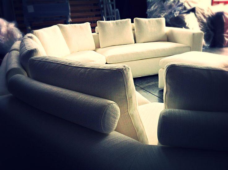 Madison corner sofa made by Berto Master Artisans #bertoproject #custom-made #madeinitaly #madeinbrianza