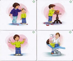 put-the-pictures-in-the-right-order-dentist