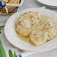 Il petto di pollo al latte e salvia è una ricetta facile e tanto appetitosa. Il latte in cottura rende la carne tenera e crea una sorta di cremosità.