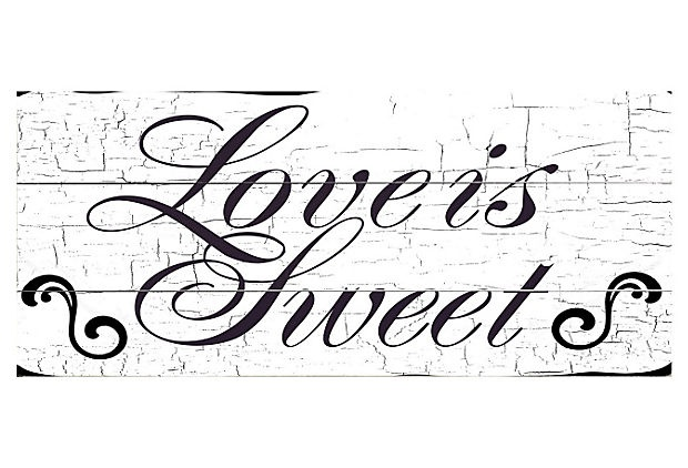 Love is Sweet on OneKingsLane.com