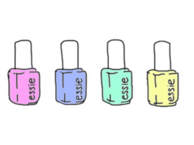 nail polish tumblr transparents