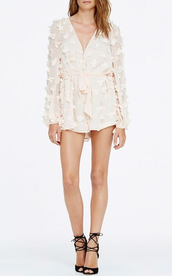 Alice McCall Wild Flowers Playsuit $320