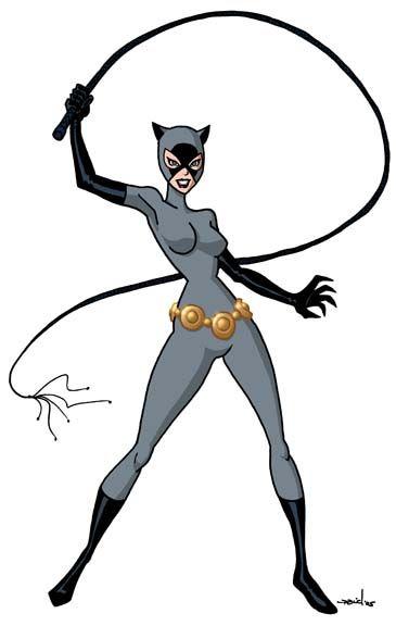 Catwoman - Timm by ~davidd13 on deviantART
