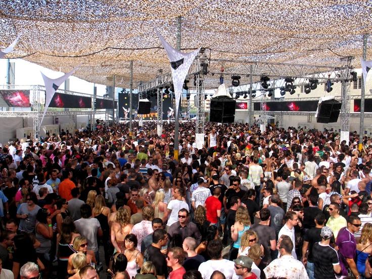 club Space, Ibiza