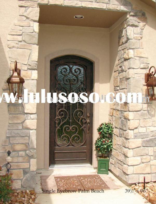 Elegant Double Front Doors iron front doors. . wrought iron front doors for gate. iron front