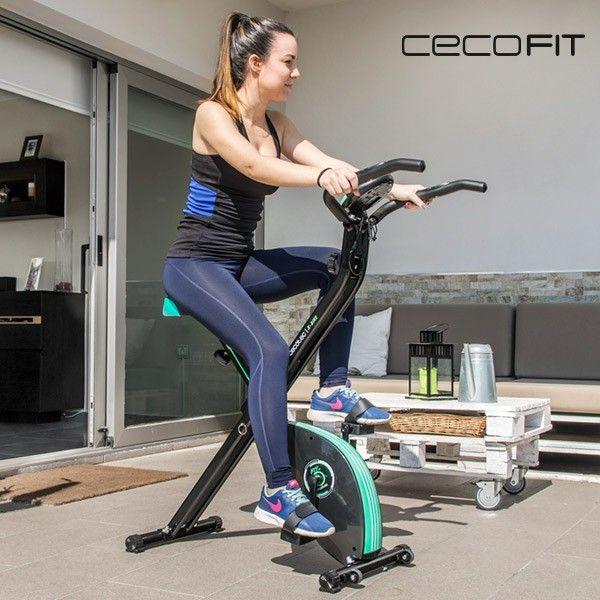 El mejor precio en Fitness Deportes 2017 en tu tienda favorita https://www.compraencasa.eu/es/fitness-aparatos-de-musculacion/81045-bicicleta-estatica-plegable-cecofit-x-bike.html