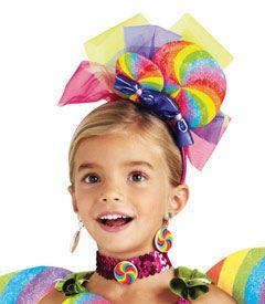 candy fairy headband
