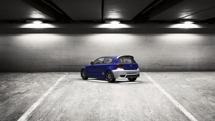 Checkout my tuning #BMW 1Series 2009 at 3DTuning #3dtuning #tuning