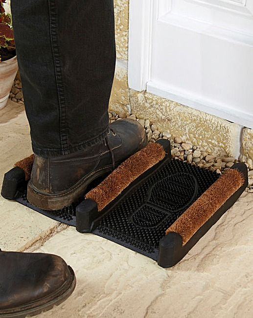 Rubber Boot Scraper | House of Bath