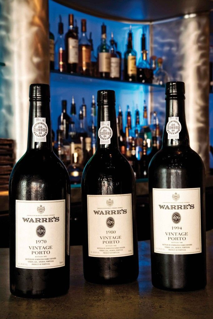 Ocean's new wine cellar houses fine, old ports