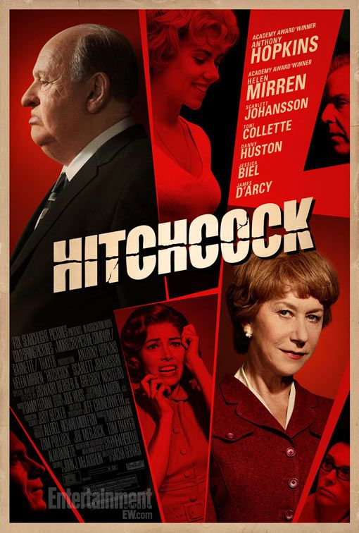 The 'love story' behind 'Hitchcock' and 'Psycho' -- EXCLUSIVE POSTER