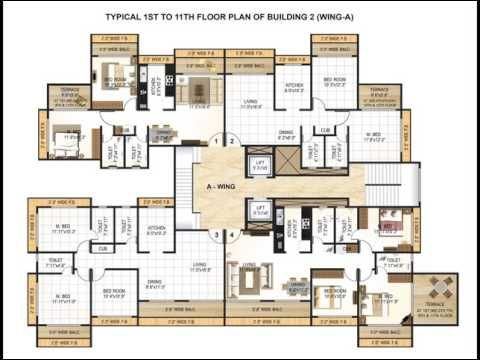 Complete Details of Osian's Garden Bhiwandi,A residential township proje...