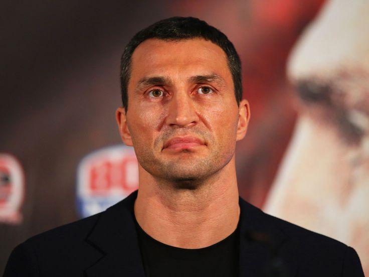 Anthony Joshua vs Wladimir Klitschko: Ukranian declares desire to fight Briton next year #anthony #joshua #wladimir #klitschko #ukranian…