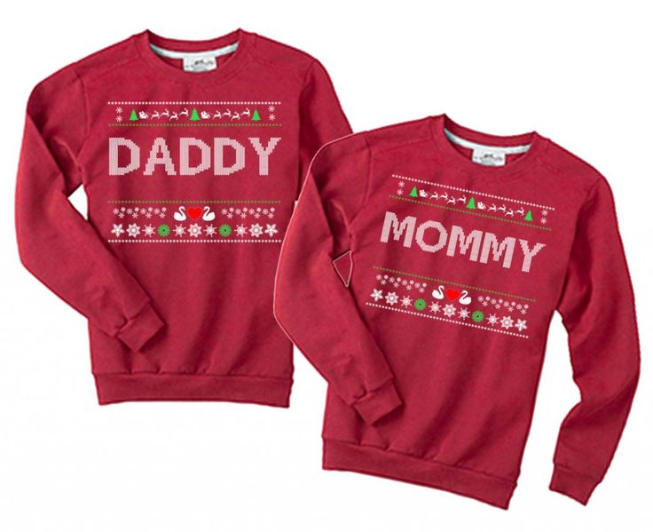 Daddy Mommy Ugly Christmas Sweater #daddymommy #daddymommybaby #daddymommylovesyou #daddymommytime #daddymommyloveyou #daddymommyson #daddymommydaughter #daddymommysweetheart #daddymommyandbaby #daddymommylilqueen #daddymommywisya #daddymommyandson #daddymommylove #daddymommytobe