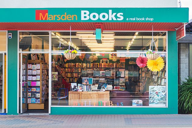 Our personal favourite bookshop!