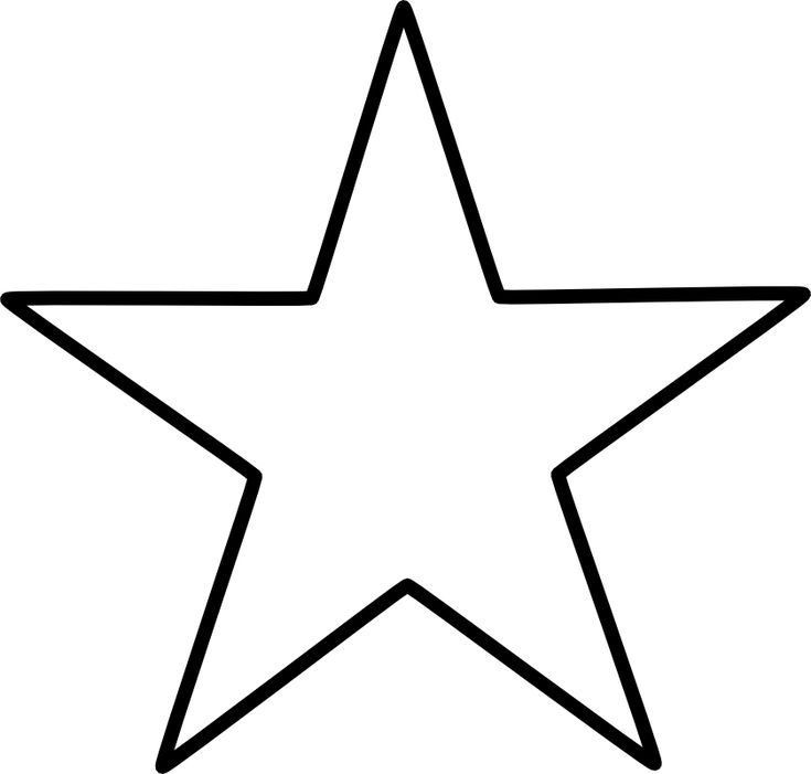 large star pattern
