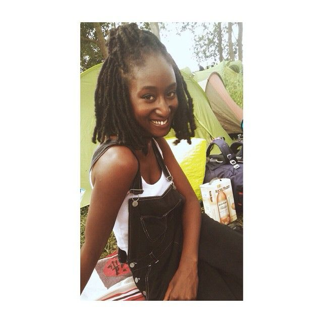#fbf Festival de Dour #Doureeuh #DourFestival2015 #Afropunk #camping #Day1 #NewHairstyle #TeamNatural #NaturalHairstyle #CrochetBraid #BobBoxBraids #FauxLocs #RastaGirl