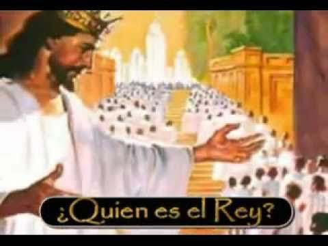EL REY DE LA SELVA.wmv musica cristiana infantil - YouTube