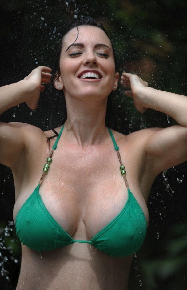 Teen Bikini Nipple 56