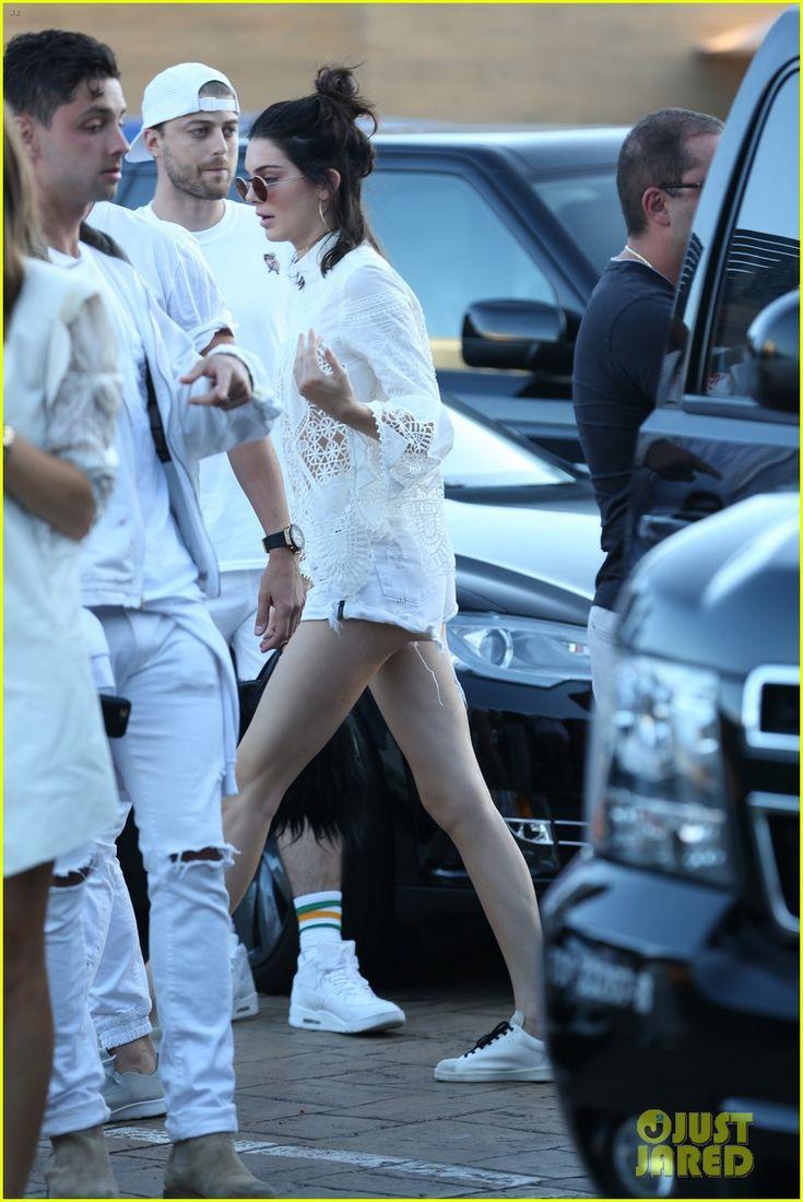 Kendall Jenner Scott Disick Bootsy mechy júla so štvrtou stranou 05