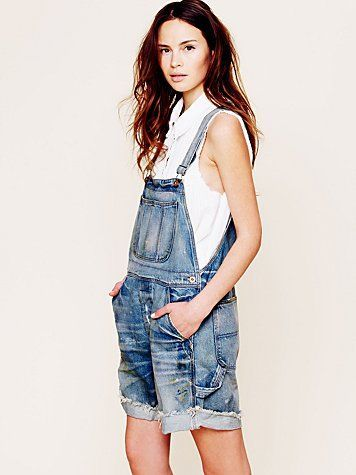 Free People Boyfriend Shortall