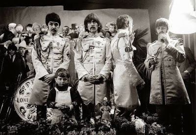 The Daily Beatle: Ringo listens to remastered Sgt Pepper album
