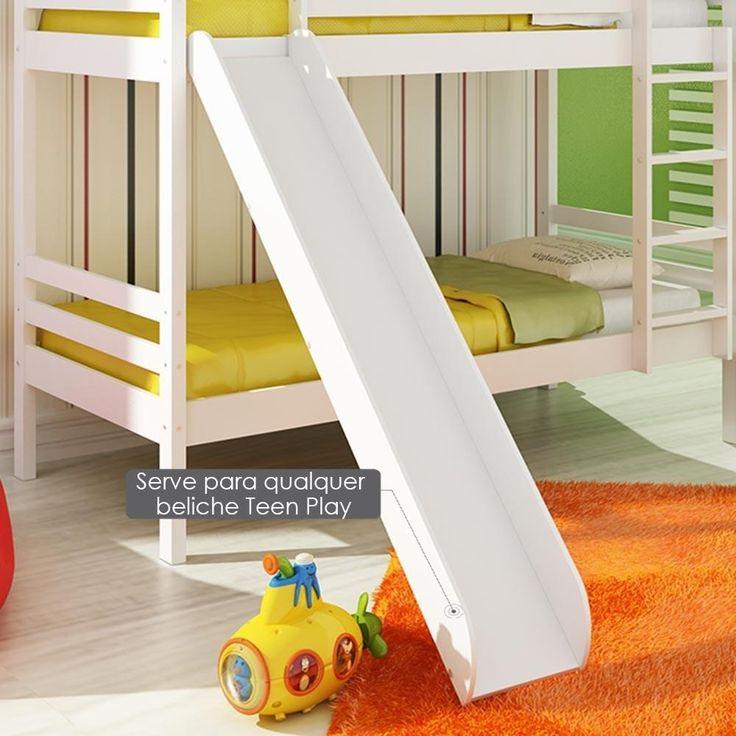 Beliche Infantil Teen Play Com - Submarino.com