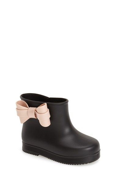 Mini+Melissa+Boot+(Walker+&+Toddler)+available+at+#Nordstrom