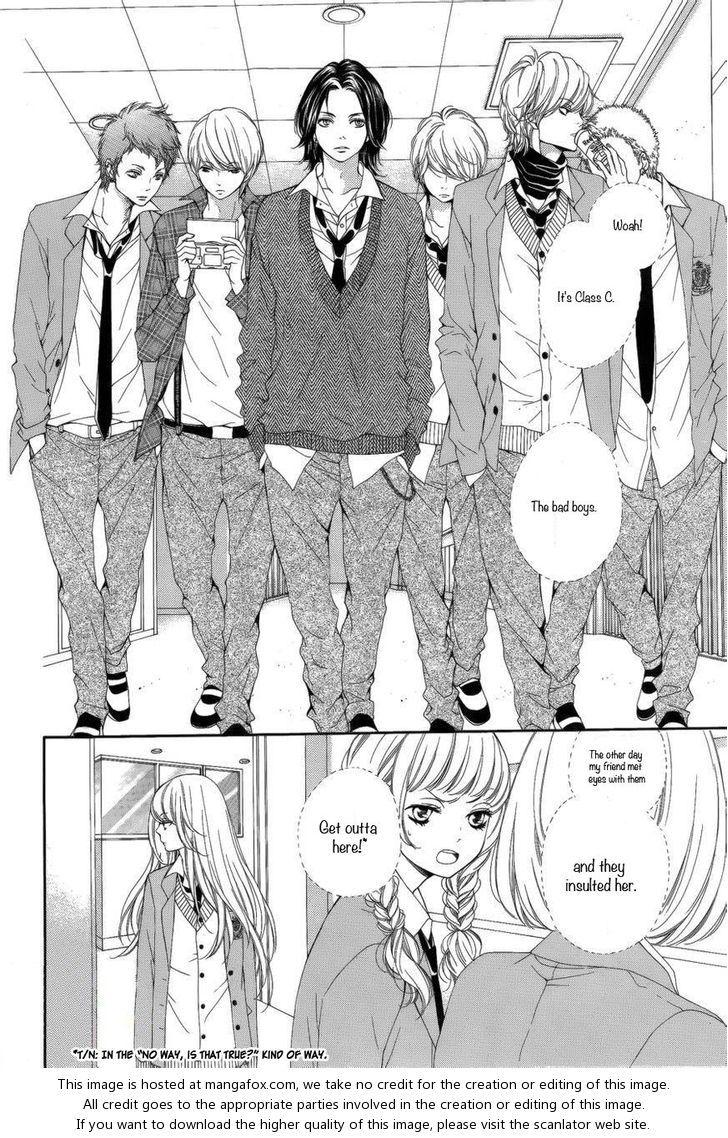 Sekai wa Kimi o Sukuu! 1: Sekai wa Kimi o Sukuu! at MangaFox.me