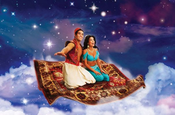 New Amsterdam Theater New York, NY - Aladdin - tickets, information, reviews