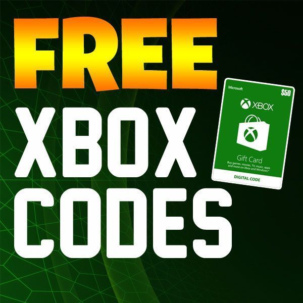 Free Xbox Gift Cards Generator Get A 100 Xbox Gift Card Free