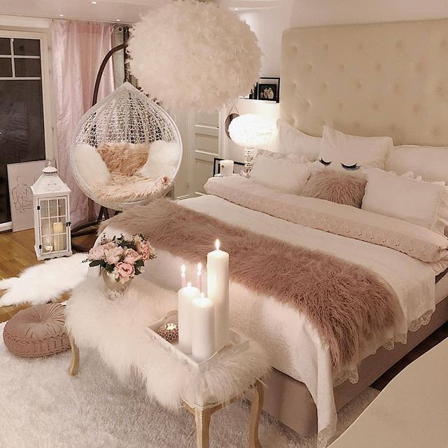 Love Bed Cute House Lights Room Https Weheartit Com Entry