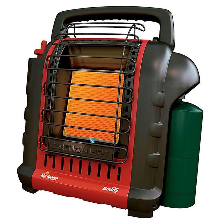 Mr. Heater Portable Buddy Propane Heater | Bass Pro Shops