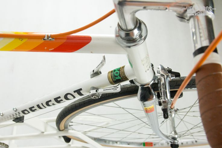 Peugeot Ventoux Road Bike Rennrad Details Velo Bros