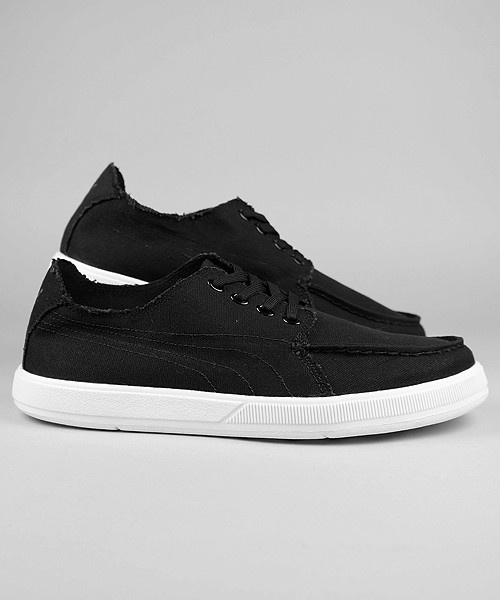 Puma Mocclite black/ribbon red #nike #sneakers #shoes #streetwear #men www.neverending-shop.de  || AcquireGarms.com