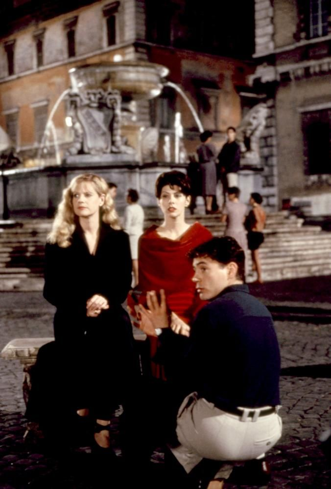 ONLY YOU, Bonnie Hunt, Marisa Tomei, Robert Downey Jr., 1994.