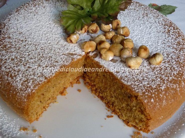 Le ricette di Claudia & Andre : Torta di nocciole Piemontese con farina…