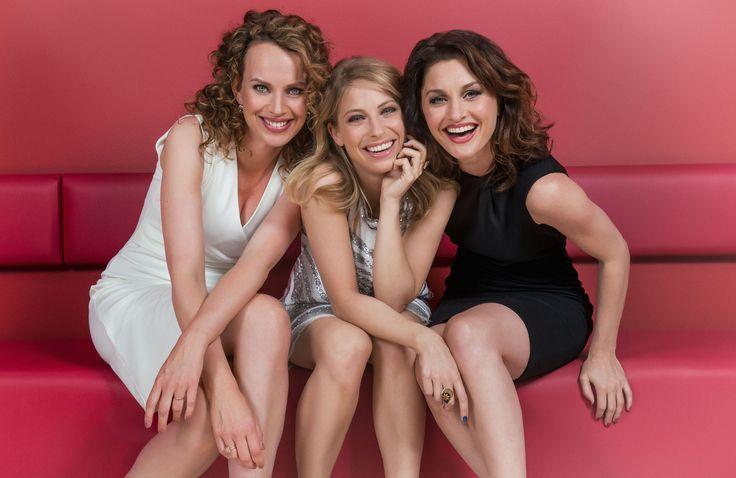 Meiden van de Herengracht, dé nieuwe hitserie van NET5! Deze serie is de Nederlandse versie van de Amerikaanse serie 'Lipstick Jungle' en is geschreven door