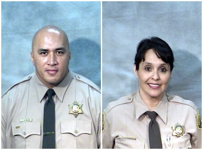Fresno County Sheriff Margaret Mims said in a Press Conference recorded on video ,  two veteran correctional officers of the Fresno County Sheriff's Office are in the hospital after being shot in the head and neck area. https://www.youtube.com/watch?v=4tl05fil_NQ   Juanita Davila who has…http://www.lawenforcementtoday.com/two-veteran-correctional-officers-shot/