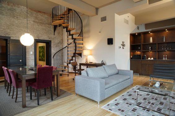 À l'hôtel 71 : une nuit dans un penthouse du Vieux-Québec by Michel Julien on http://coupsdecoeurpourlequebec.com #quebecregion #hotel71