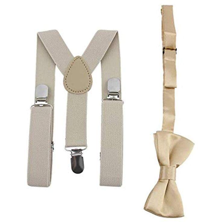 gfjfghfjfh Verstellbar und elastisch mit Metallclips Polyester Kids Design Hosen…