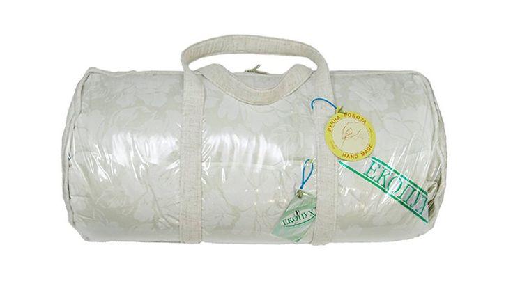 Пуховое одеяло Экопух 100% new - 200*220см