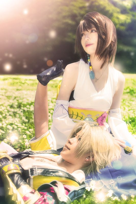 RAIMU(来夢) Tidus Cosplay Photo - WorldCosplay